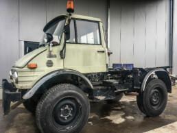 ROTH Nutzfahrzeuge - Ein neues Projekt - roth nutzfahrzeuge unimog uai