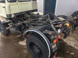 ROTH Nutzfahrzeuge - Ein neues Projekt - roth nutzfahrzeuge unimog 3 uai